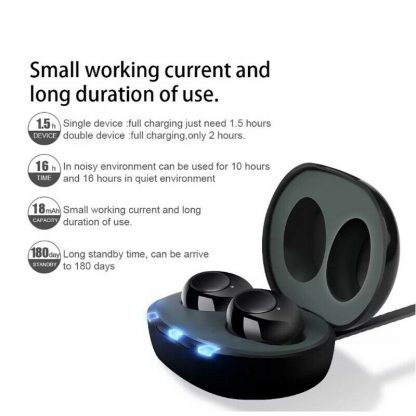 Mini In Ear Hearing Aids